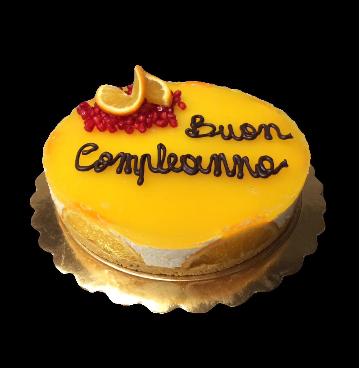 torta cheesecake senza glutine e senza lattosio personalizzabile compleanno