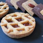 Vegan senza glutine senza lattosio gluten free lactose free crostatina biscotti muffin
