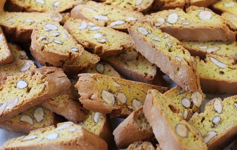 Biscotti di Prato senza glutine senza lattosio gluten free lactose free biscotti di prato
