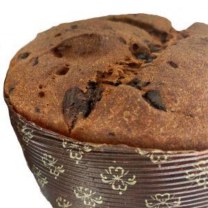 panettone cioccolato artigianale senza glutine senza lattosio gluten free lactose free
